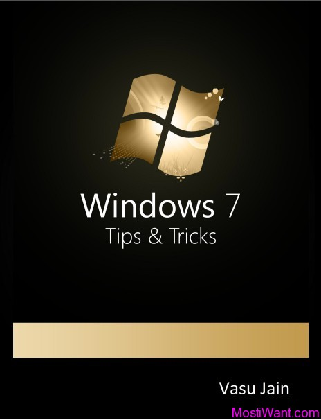 Windows 7 Tips and Tricks Free Ebook