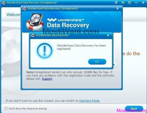 Wondershare Data Recovery Software Full Version