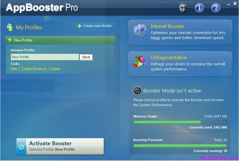 AppBooster Pro 2.0
