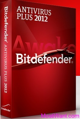 Bitdefender Antivirus Plus 2012 Box