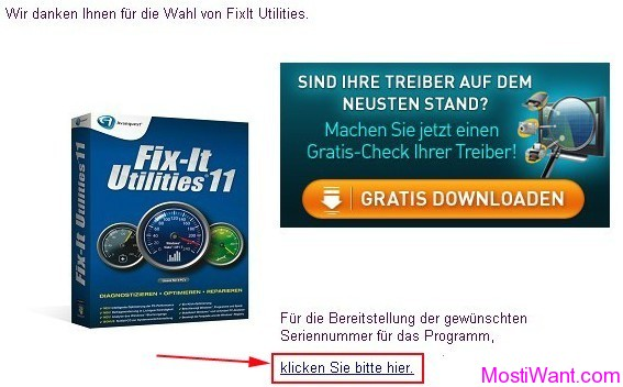 Get Fix-It Utilities 11 Essentials Free Step 1