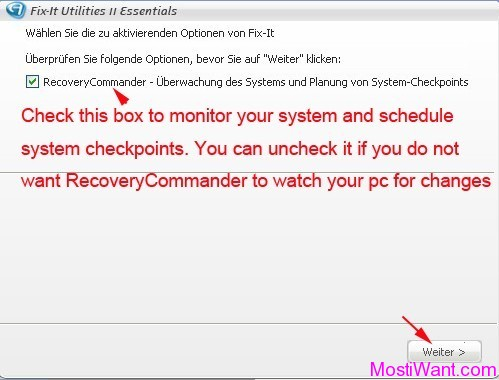 Fix-It Utilities 11 Essentials Installation 6