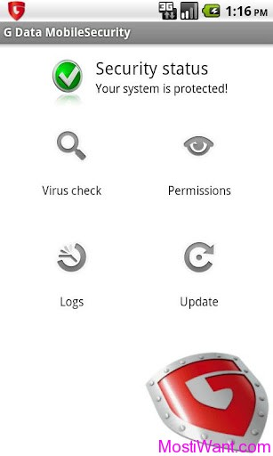 G DATA Mobile Security 2012 for Android