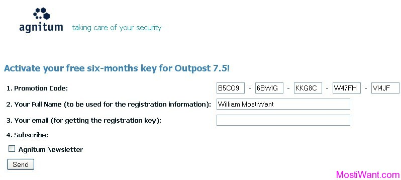 Outpost Security Suite Pro 7.5 Free Giveaway