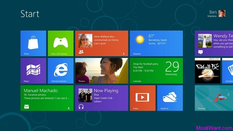 Windows 8 Beta Consumer Preview