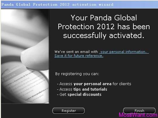 Active Full Version Panda Global Protection 2012 3