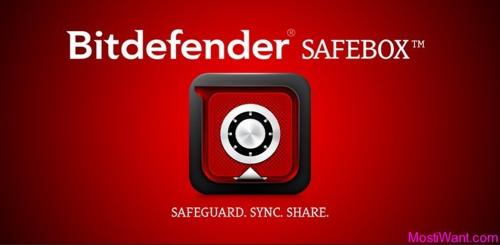 Bitdefender Safebox