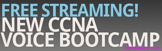 CCNA Voice Bootcamp Course
