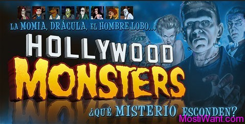 Hollywood Monsters PC Adventure Game
