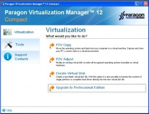 Paragon Virtualization Manager Compact 12