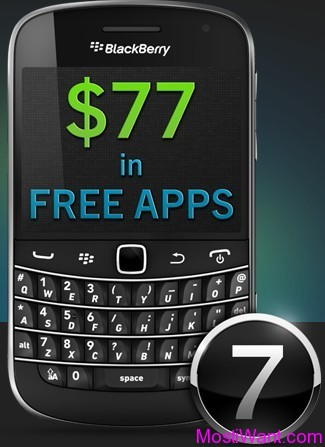 Premium Paid Apps Free for BlackBerry 7
