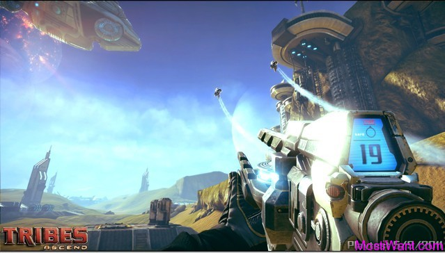 Tribes Ascend PC Game