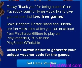 Free PSN Games Download