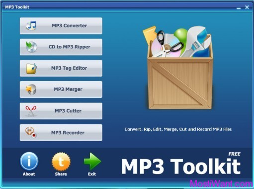 MP3ToolKit