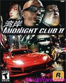Midnight Club II Game