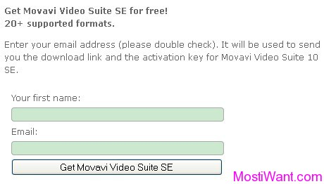 Movavi Video Suite 10 Free Download