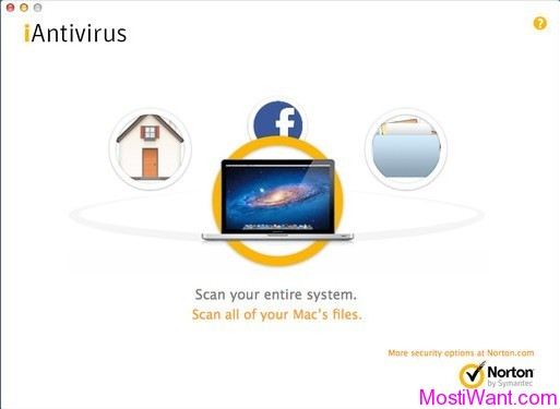 Norton iAntivirus For Mac OS X