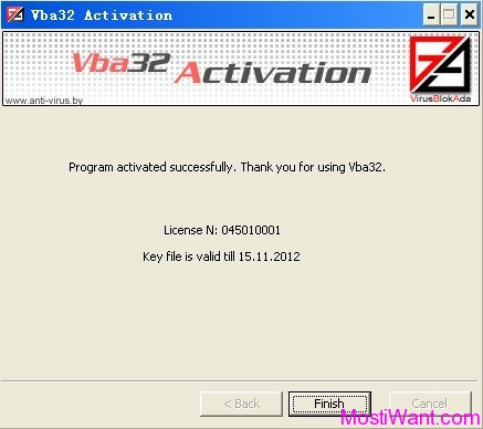 VBA32 Personal Antivirus Full Version