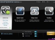 IObit Advanced SystemCare with Antivirus 2013