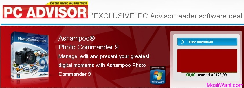 Ashampoo Photo Commander 9 Free Download