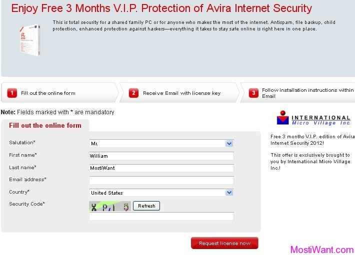 Avira Internet Security 2012 Free Download