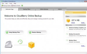 CloudBerry Online Backup