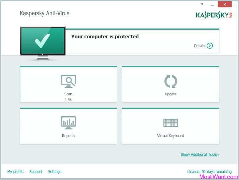 Kaspersky anti-virus 2016 free download download the latest.