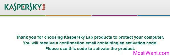 Kaspersky Internet Security 2015 Trial Form Submit