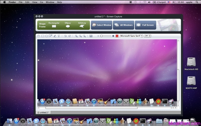 Onde Screen Capture for Mac