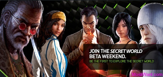 The Secret World Beta Key Giveaway
