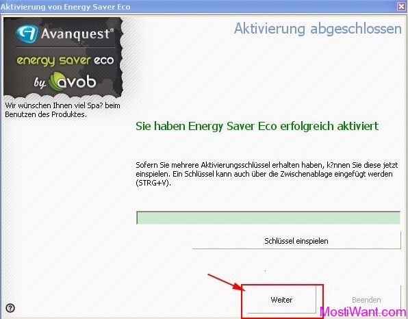 Energy Saver Eco Activation 4