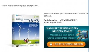 Energy Saver Eco Free Serial Number