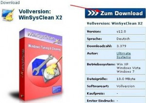 WinSysClean X2 Free Download