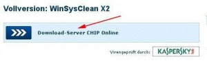 WinSysClean X2 Free Full Version Download