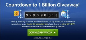 WinZip Courier 3.5 Free Giveaway