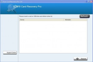iCare Card Recovery Pro 2.0