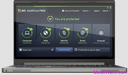 AVG AntiVirus Free Edition 2015