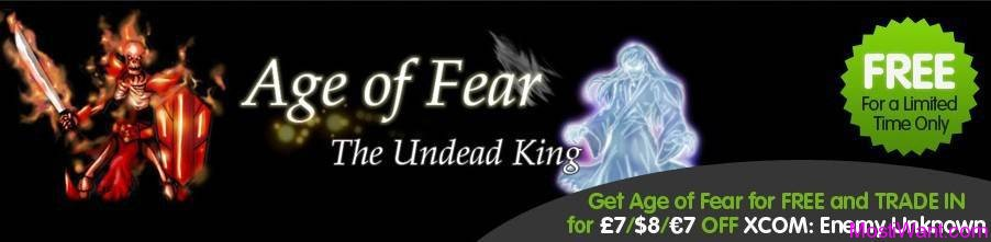 Download Age of Fear: The Undead King Free Full Version PC Game