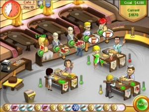 Amelie's Cafe PC Game