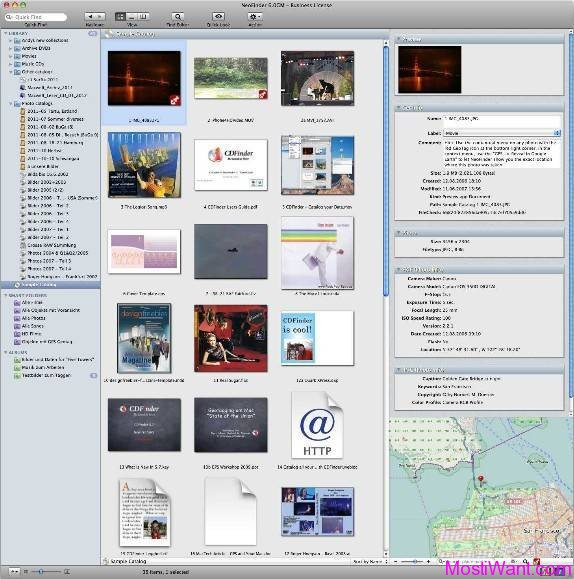 CDFinder for Mac