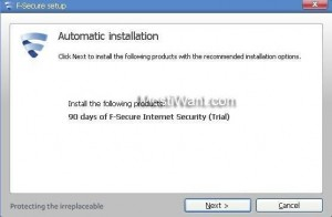F-Secure Internet Security 2012 Free Trial