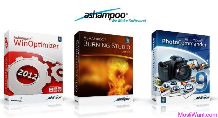 Free Full Versions for Ashampoo Software
