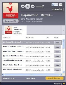 25 Free Songs from the 2012 Americana Music Festival