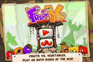 Fruit vs Veg for iPhone, iPod touch, and iPad