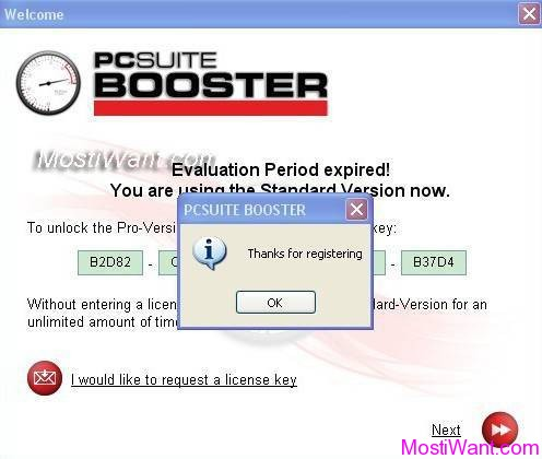 PCSUITE Booster Pro Full Version