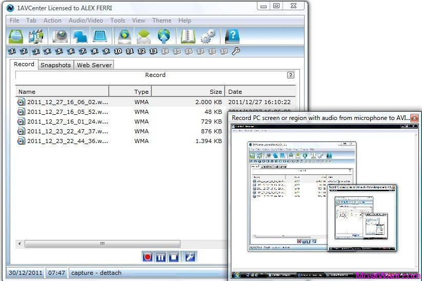PCWinSoft 1AVCenter