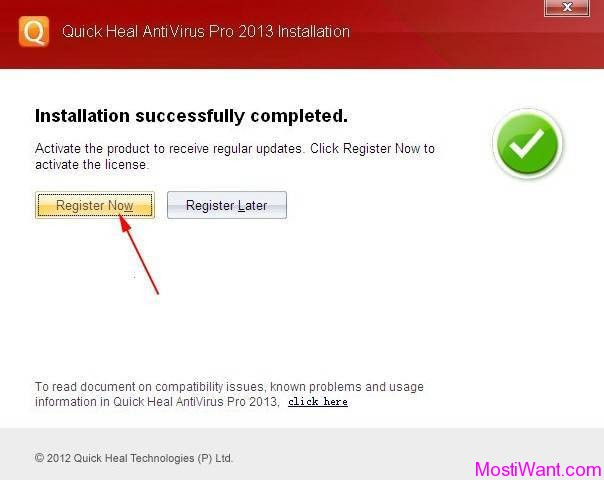 quick heal antivirus full version with key free download