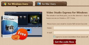 Aimersoft Video Studio Express Free Giveaway