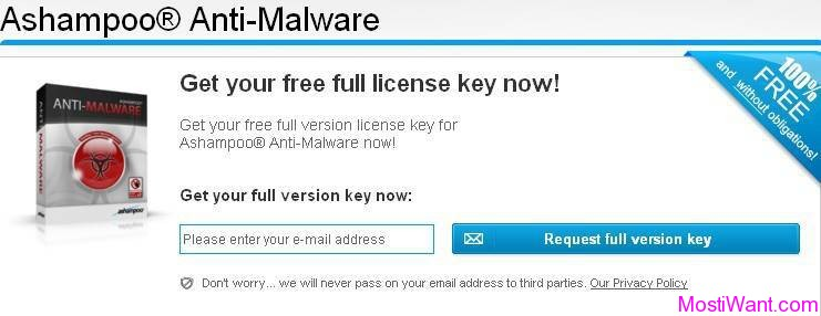 Ashampoo Anti-Malware Free License Key
