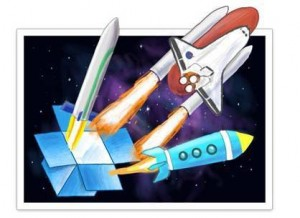 Dropbox Space Race - Up To 25GB Of Free Cloud Storage Space
